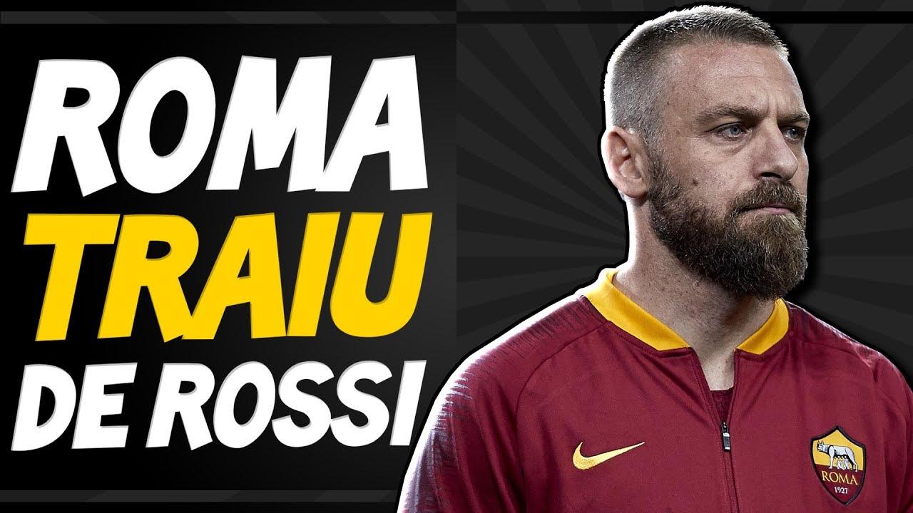 A ingratidão da Roma com De Rossi