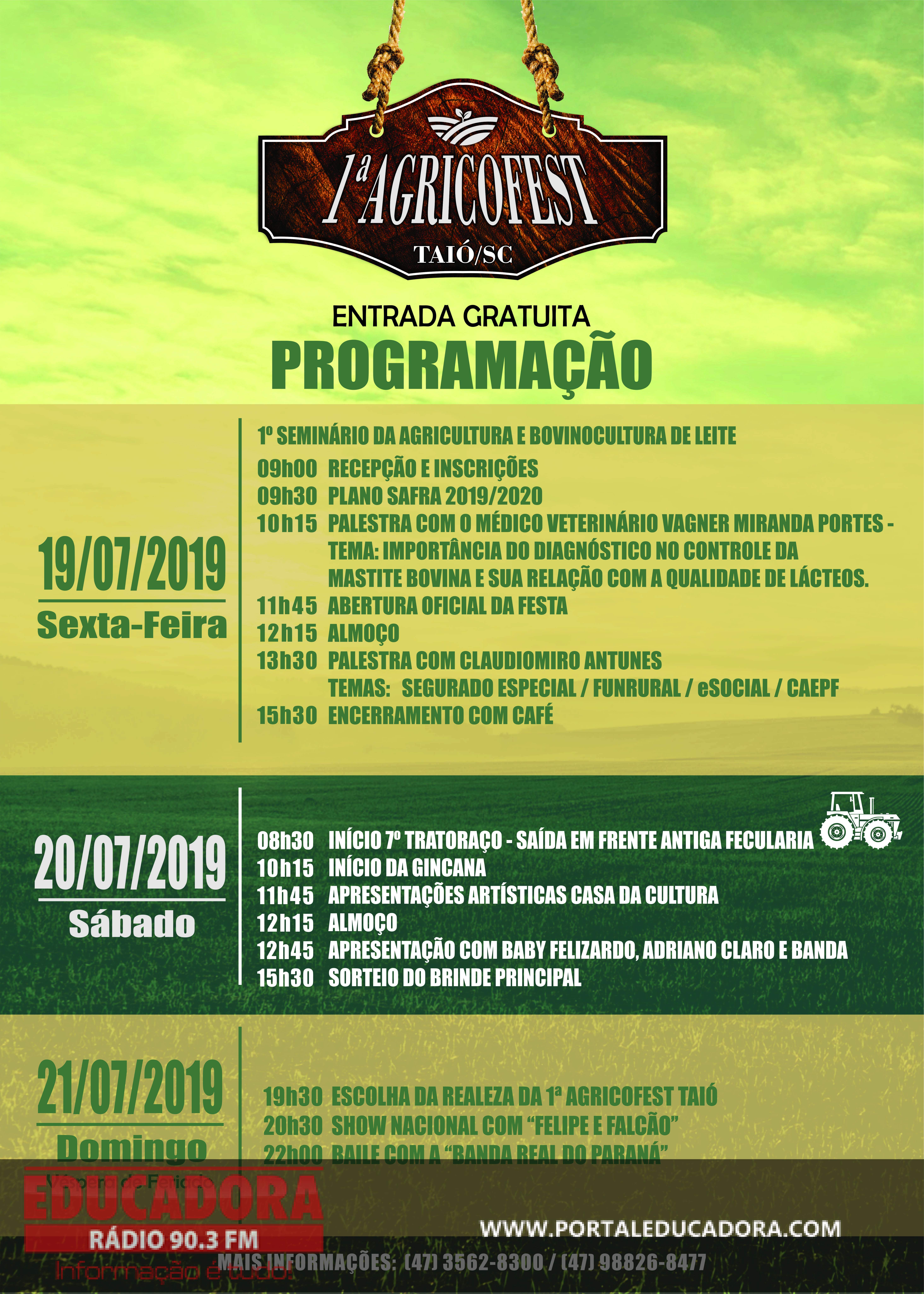 Verso Agricofest