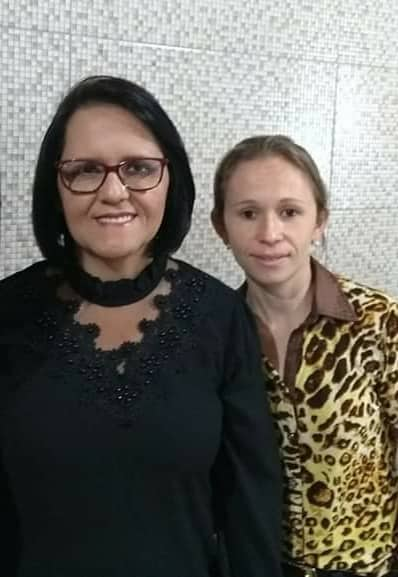 Angelita e Fabiana – Foto: Fernanda Figueiredo/Divulgação/ND