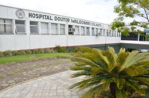 Paciente diagnosticado com Covid-19 em Ituporanga, está internado na UTI do Hospital de Ibirama