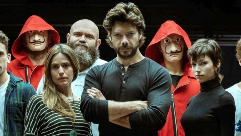 Resumo das primeiras temporadas de La Casa de Papel