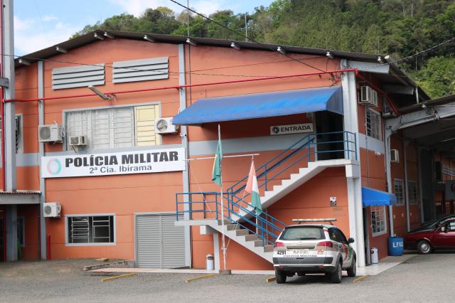 Ibirama terá nova sede da Polícia Militar
