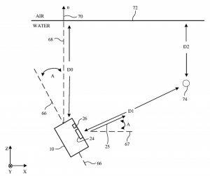 Patente registrada pode vir a ser um iPhone com maior qualidade nas fotos tiradas debaixo d'água (Foto: Reprodução/Apple Insider)