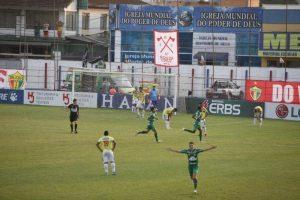 Chapecoense conquistou título com gol de Anselmo Ramon no segundo jogo da decisão(Foto: Patrick Rodrigues, Jornal de Santa Catarina)