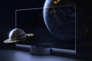 Depois da TV transparente, Xiaomi se prepara para lançar televisor 8K com 5G (Foto: Divulgação/Xiaomi)