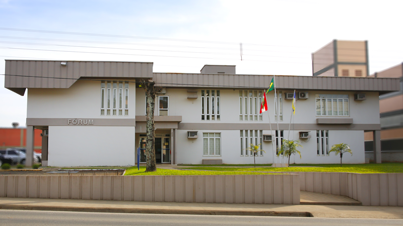 Fórum da Comarca de Taió retorna com atendimento presencial no dia 23