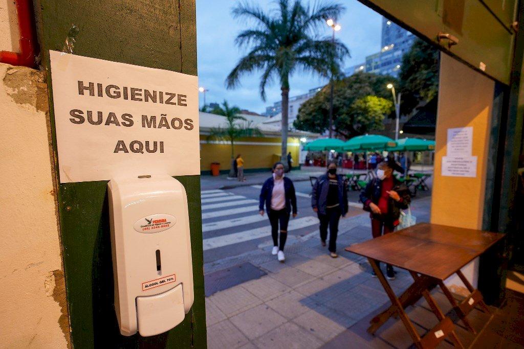 Covid-19: Óbitos em Santa Catarina estão em aceleração