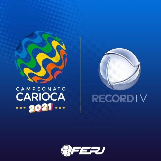 Record transmite Campeonato Carioca a partir da próxima terça (2)