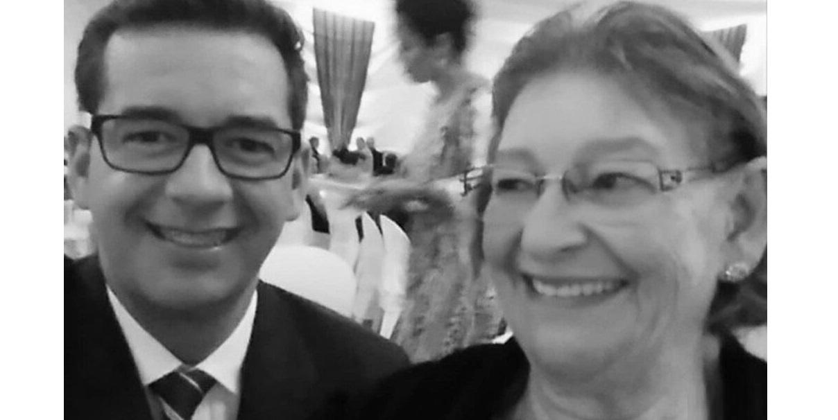 Morre Dona Arlete, mãe do Padre Márcio Looz, ex-pároco de Taió